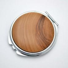 ogledalo s maslinovim drvom
