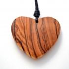 ogrlica od masline srce